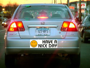 Car-With-Bumper-Sticker